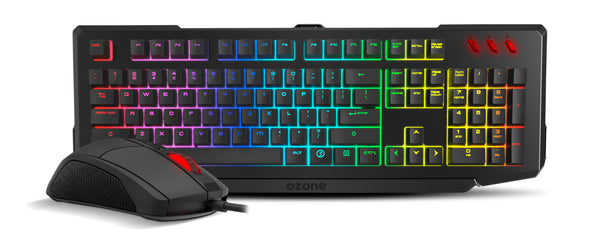 OZone DOUBLE TAP Keyboard & Mouse