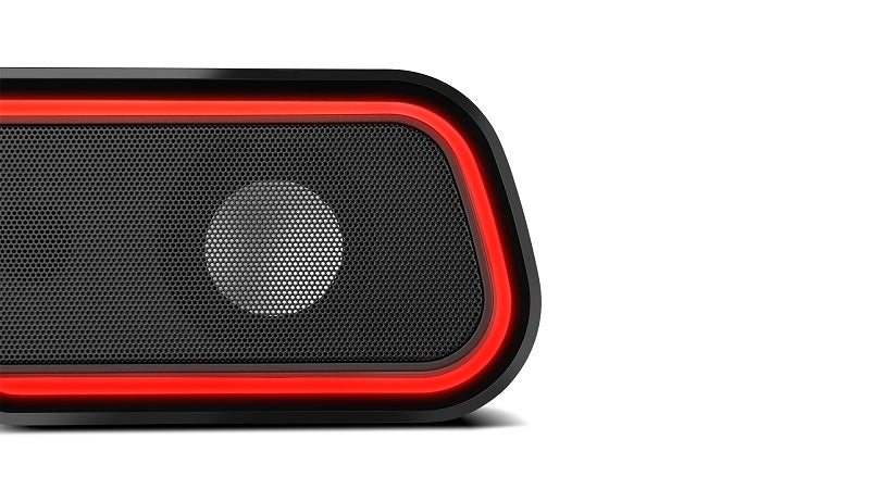Ozone Solo - 2.0 Bluetooth RGB Soundbar