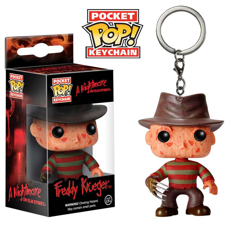 Pocket POP Keychain A Nightmare on Elm Street Freddy Krueger