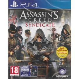 [PS4] Assassin's Creed Syndicate - R2 - Arabic