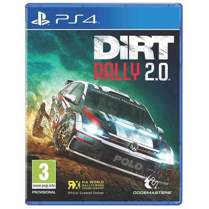 [PS4] Dirt Rally 2.0 - R2