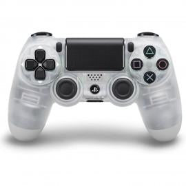 PS4 DualShock 4 Wireless Controller - Crystal