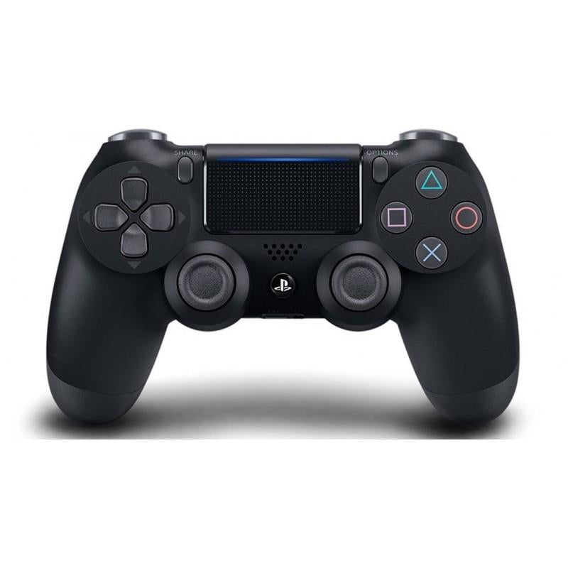 PS4 Dualshock 4 Wireless Controller - Jet Black