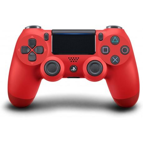 PS4 DualShock 4 Wireless Controller - Magma Red