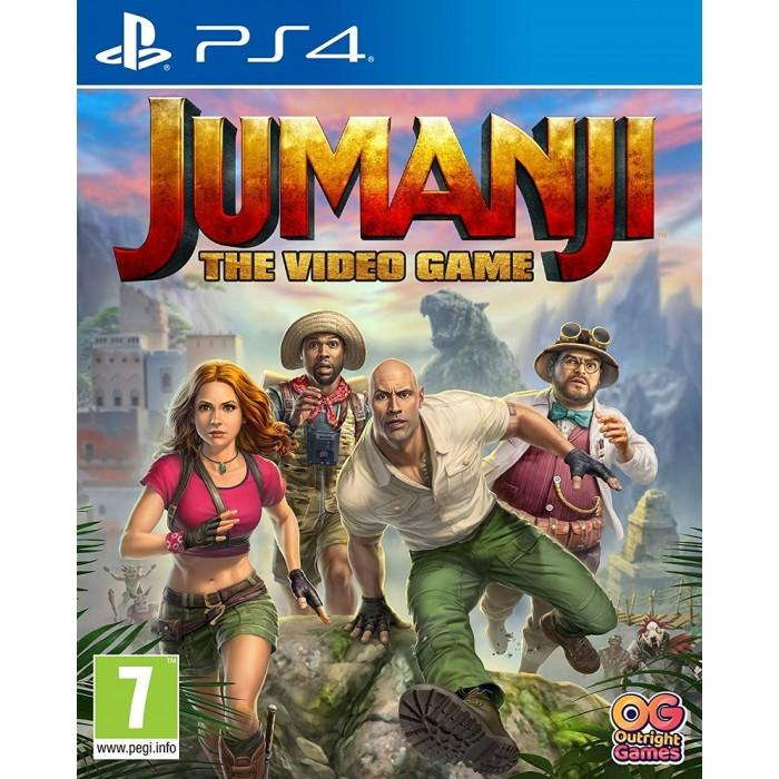 [PS4] Jumanji: The Video Game - R2