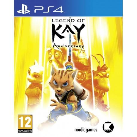 [PS4] Legend of Kay Anniversary - R2