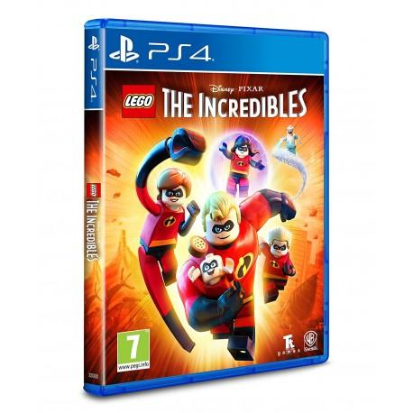 [PS4] LEGO The Incredibles - R2