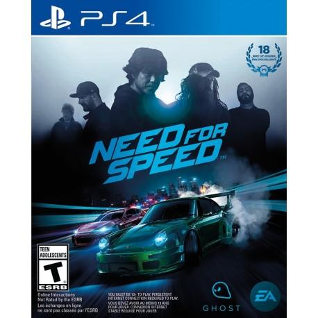 [PS4] Need for Speed - R1