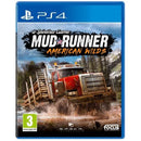 [PS4] Spintires: MudRunner - American Wilds Edition - R2