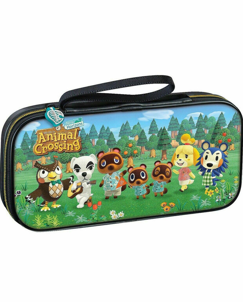 Nintendo Switch Animal Crossing: New Horizons Game Deluxe Traveler  Case