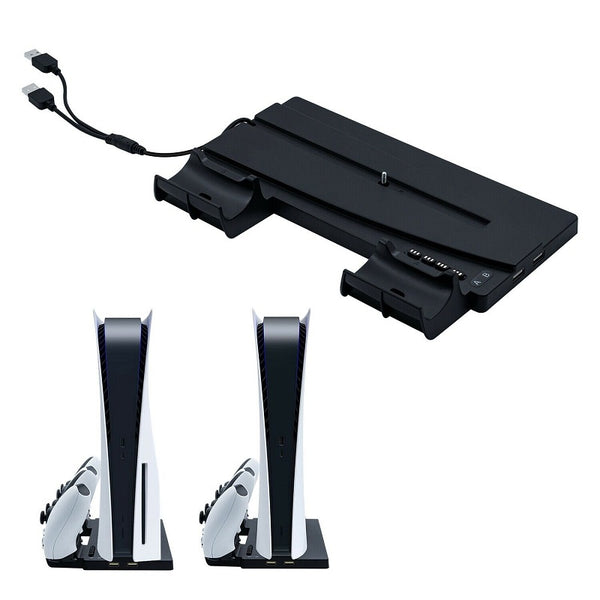 iPlay Vertical Stand w/Charging Dock for PS5