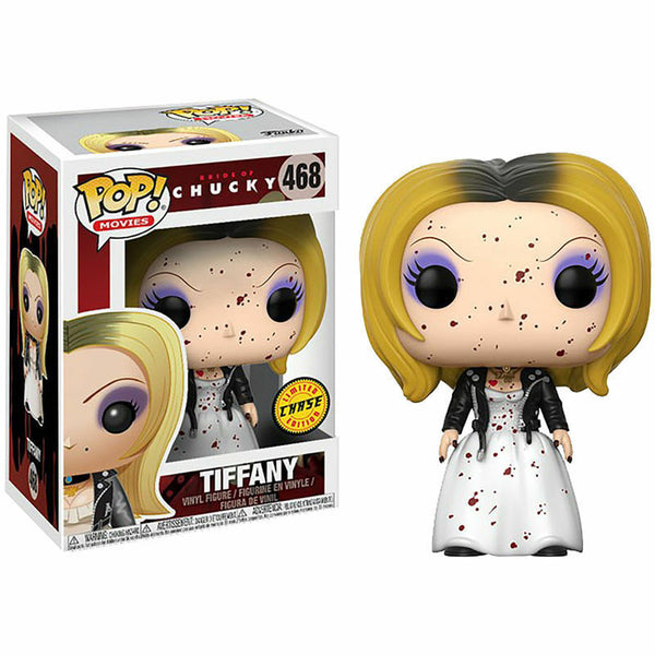 POP Movies: Bride Of Chucky Tiffany - Chase Version