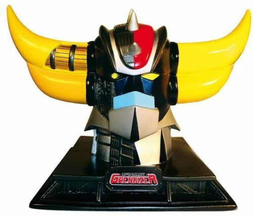 High Dream Grendizer HEAD Coin Bank