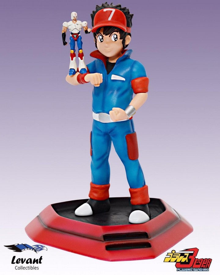 Levant Collectibles  - Sanshiro Statue