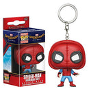 Pocket Pop Keychain Spider-Man Homecoming - Homemade Suit