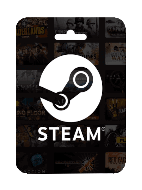 Steam Digital Code (E-Mail Delivery)