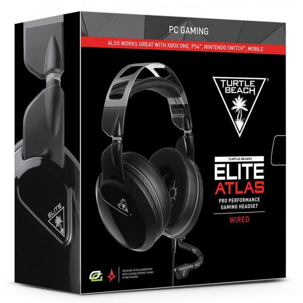 Turtle Beach - Elite Atlas Pro Performance PC Gaming Headset