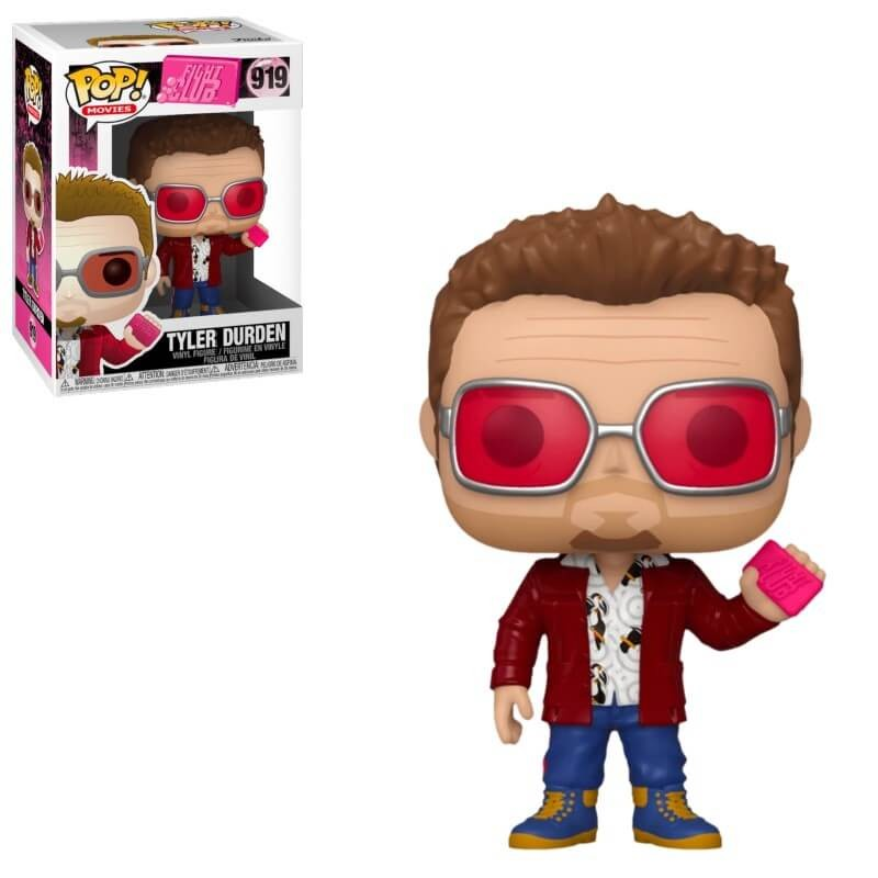 Pop Movies : Fight Club - Tyler Durden