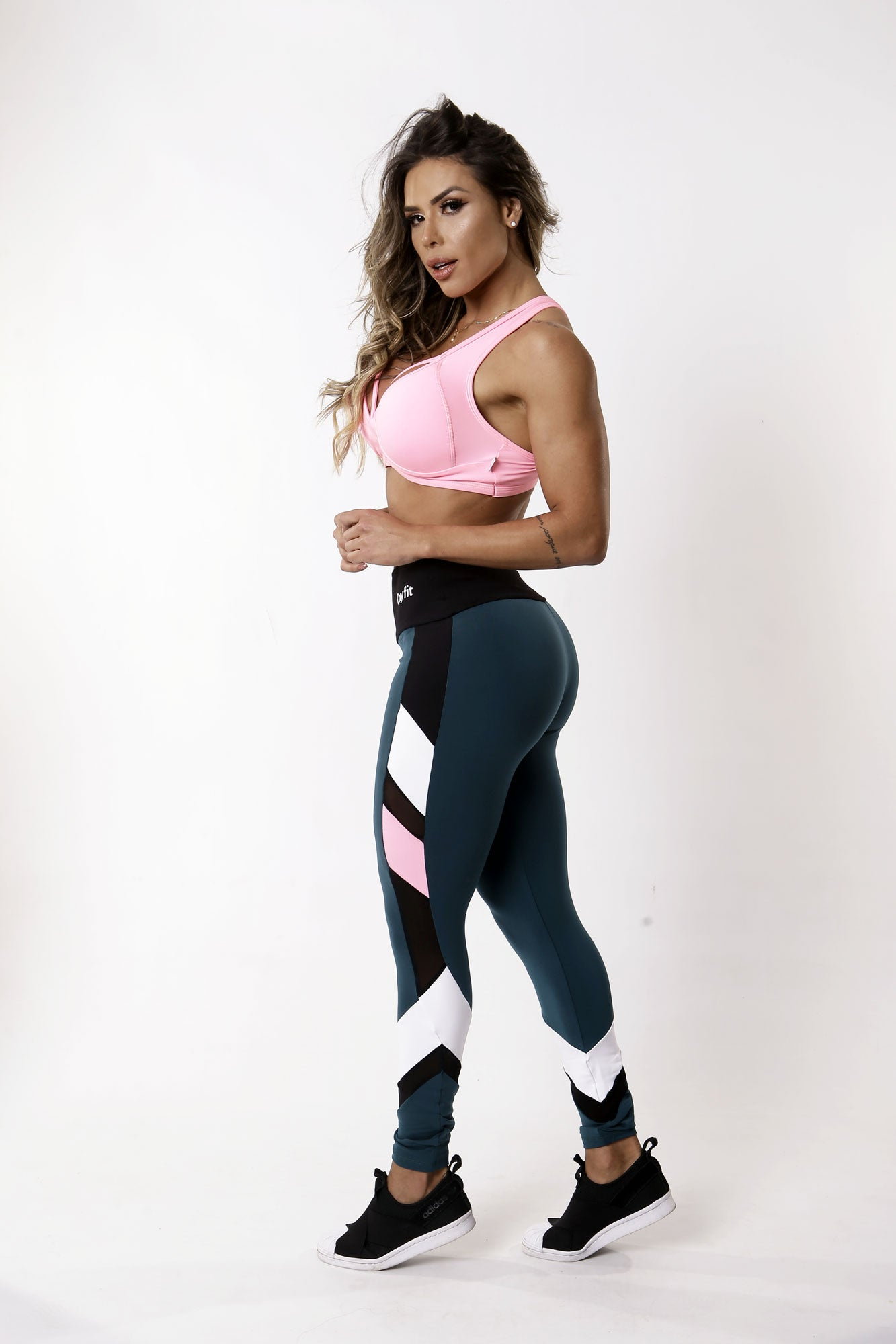 High Legging - OXYFIT - FitZee