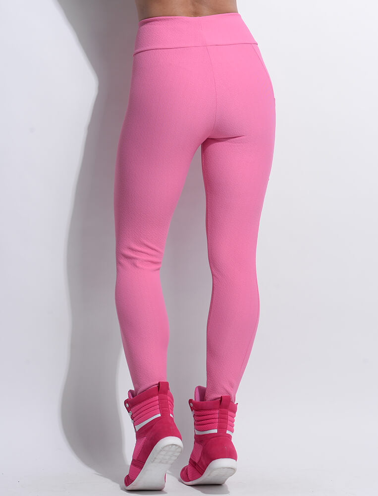Classic Rose Legging - SUPERHOT - FitZee