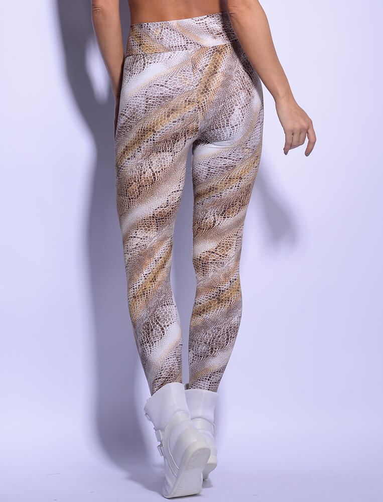 Animal Skin Legging