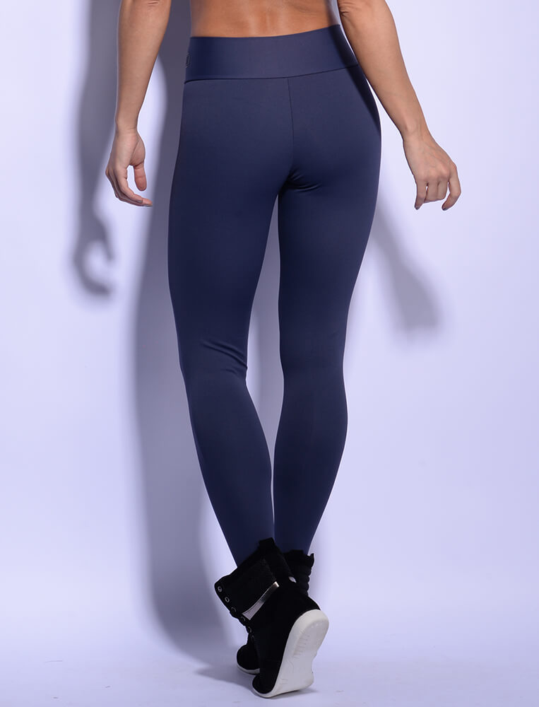 Blue Tech Legging