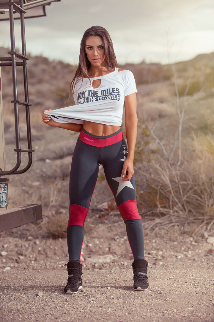 Blouse RUN THE MILES - SUPERHOT - FitZee