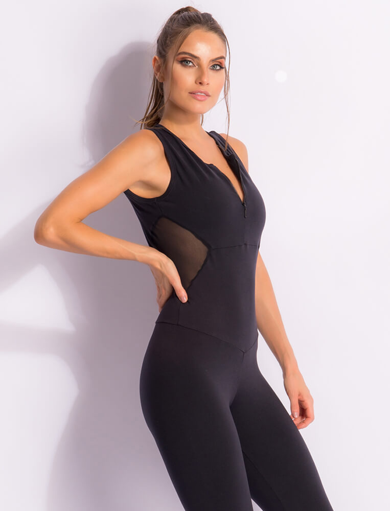 Essentials Jumpsuit - SUPERHOT - FitZee