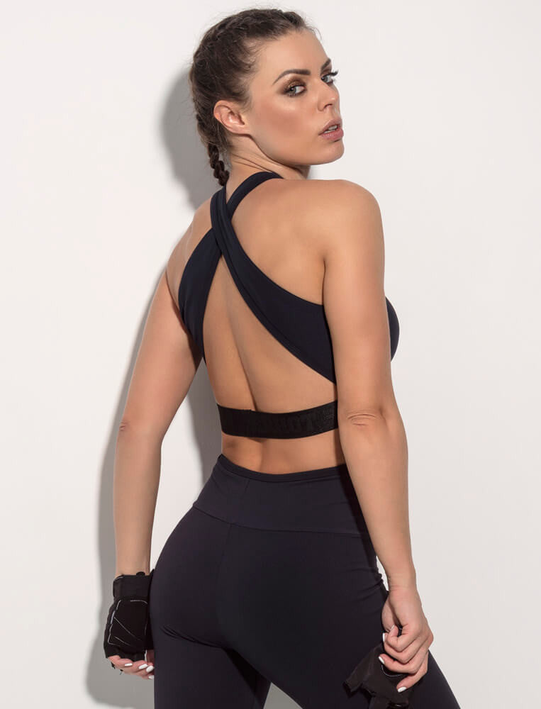 Seduction Jumpsuit - black - SUPERHOT - FitZee
