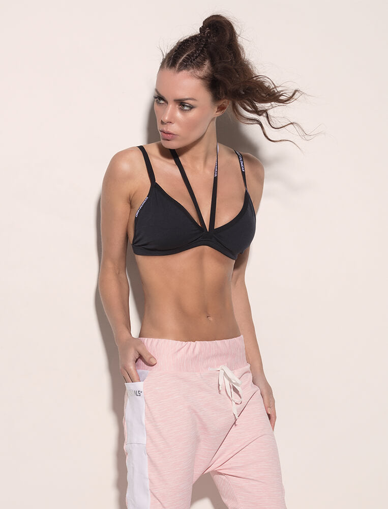 Essentials Strappy Top - SUPERHOT - FitZee
