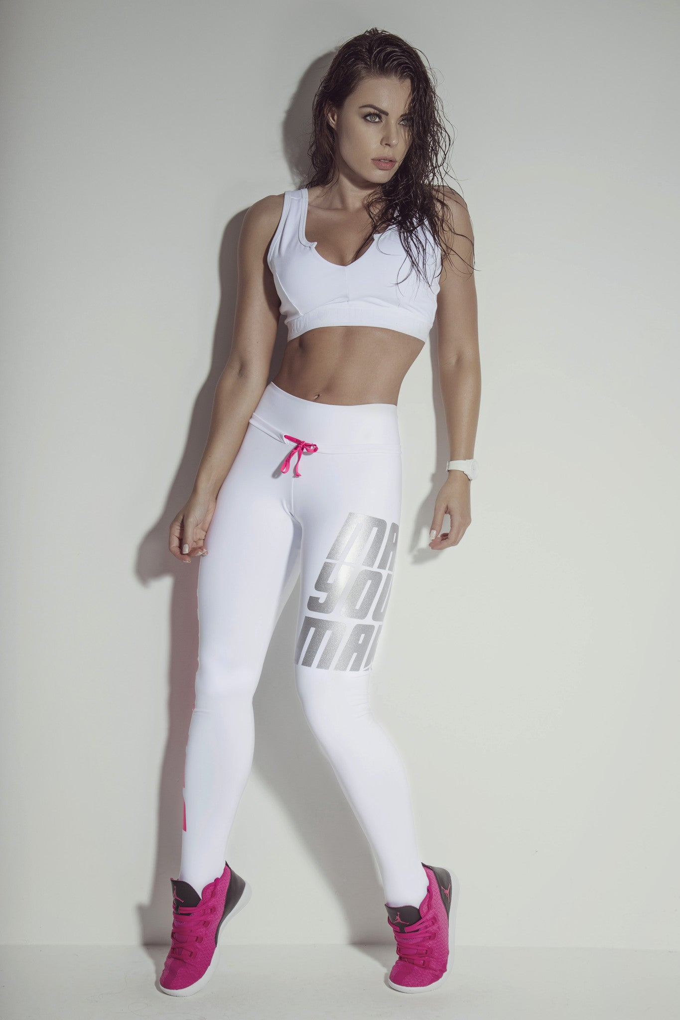 TOP SUPERHOT STRONG - WHITE - SUPERHOT - FitZee