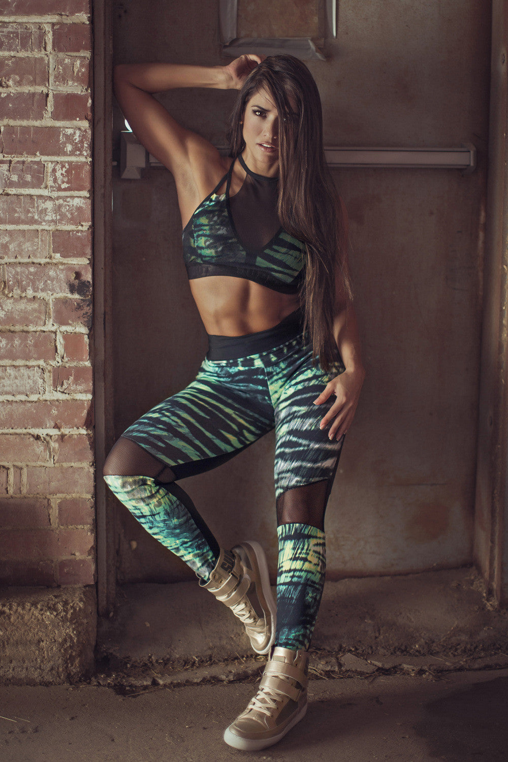 LEGGING SUPERHOT STRENGTH - SUPERHOT - FitZee