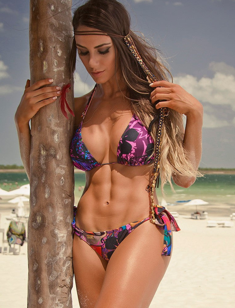 Super hot bikini models