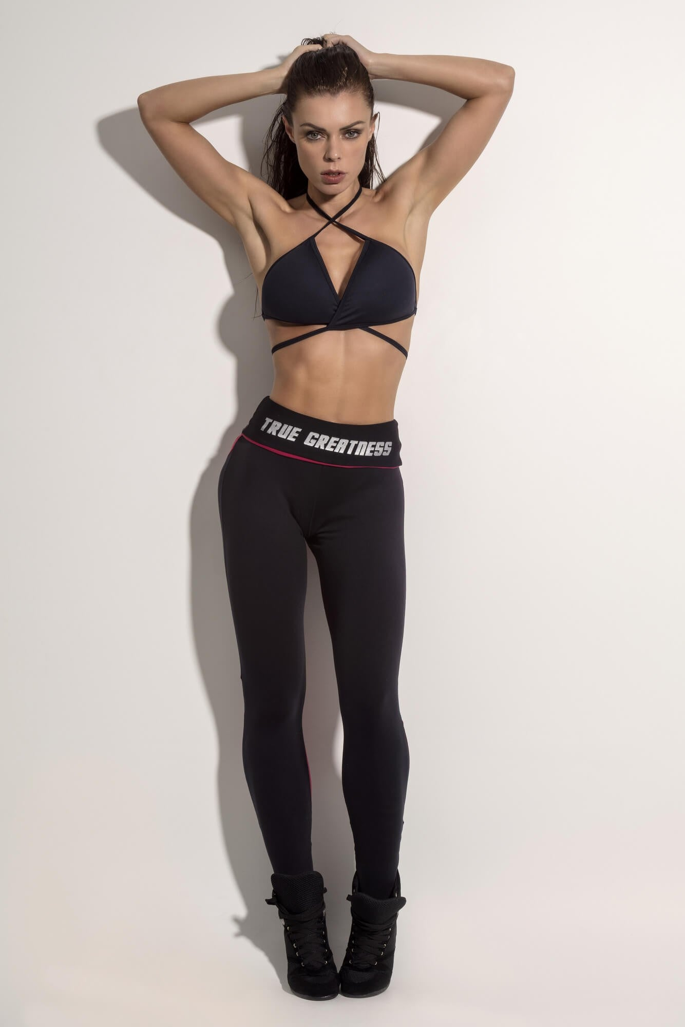 SUPERHOT TRUE GREATNESS LEGGING - SUPERHOT - FitZee