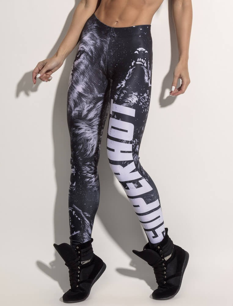 SUPERHOT WOLF LEGGING - SUPERHOT - FitZee