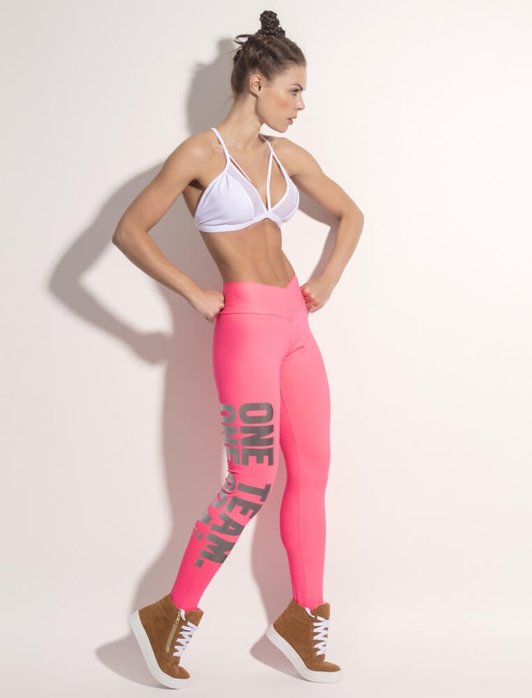 ONE TEAM LEGGING - SUPERHOT - FitZee