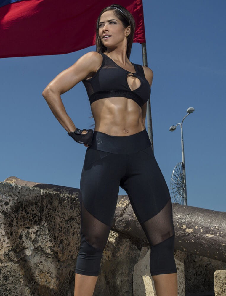 SUPERHOT BLACKOUT LEGGING - SUPERHOT - FitZee