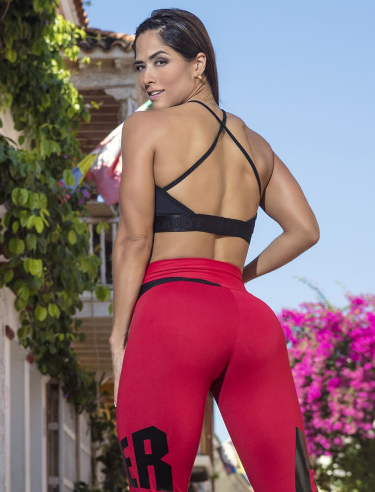 SUPERHOT HUSTLE LEGGING - SUPERHOT - FitZee