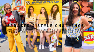 Madasen's Style Challenge | Pin Collections, Boho Queens, and Disney Meets Business Casual