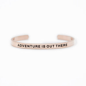 Adventure is Out There