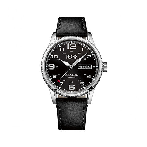 HUGO BOSS Men's PILOT VINTAGE WATCH - 1513330