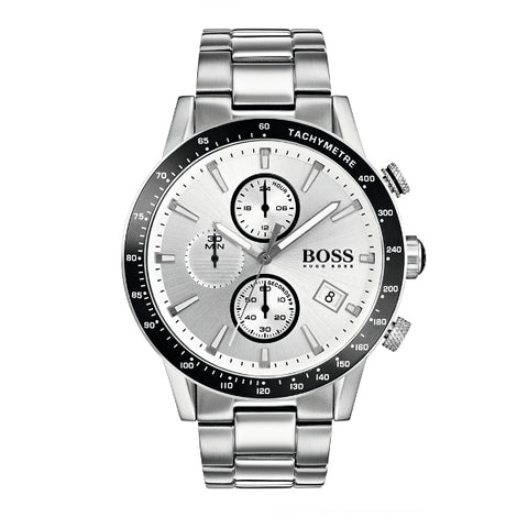 Mens Hugo Boss Rafale Chronograph Watch 1513511