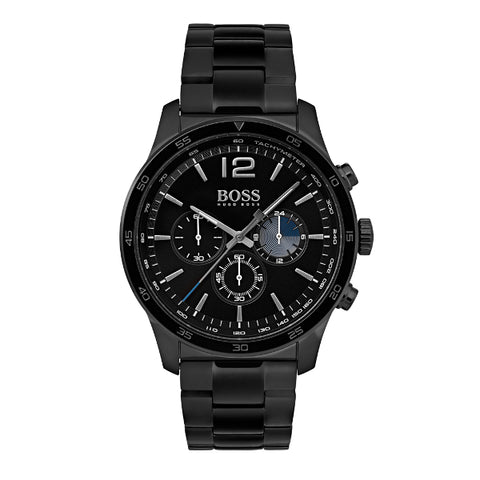Hugo Boss Mens The Pro Chronograph Bracelet Watch 1513528