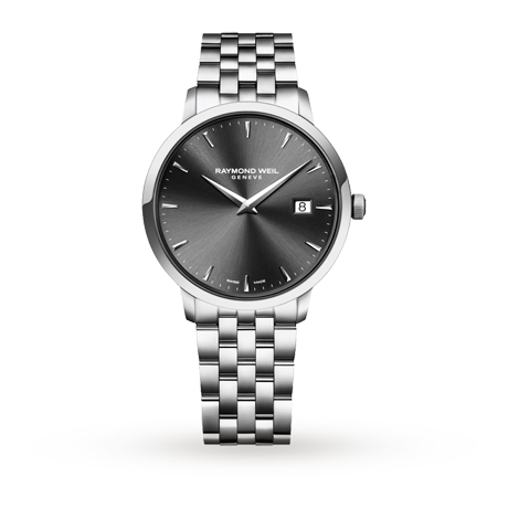 RAYMOND WEIL TOCATTA GENTS WATCH-Watch-Design Centre Jewellery