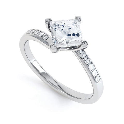 AEVA - 316069RM-Diamond Engagement Ring-Design Centre Jewellery
