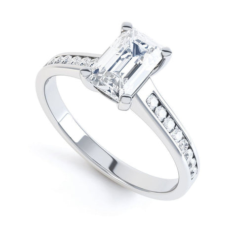 ARIA - 31844RM-Diamond Engagement Ring-Design Centre Jewellery