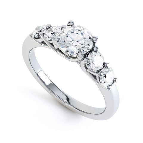CHERIE - 35288M-Diamond Engagement Ring-Design Centre Jewellery