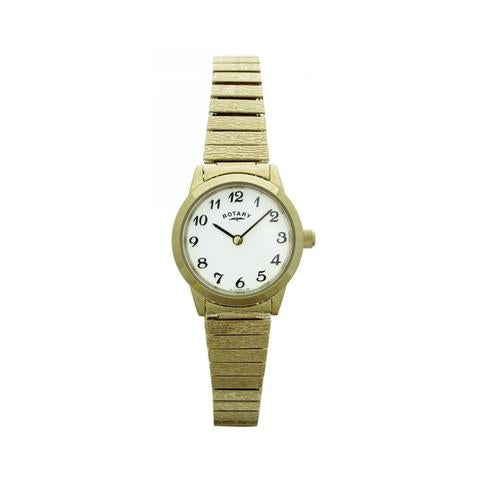 ROTARY WOMEN'S EXPANDABLE WATCH - LB100762-Watch-Design Centre Jewellery