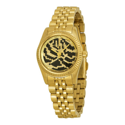 Michael Kors WoMen's Quartz Watch MK3300 with Metal Strap