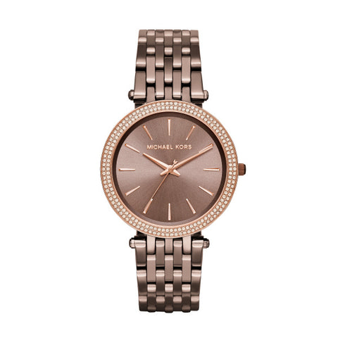Michael Kors Darci Sable Dial Ladies Watch MK3416
